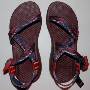 New Chaco Zcloud Scrap Grenadine US 8
